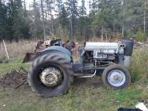 tractor pass side