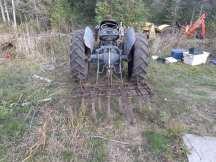 tractor rear